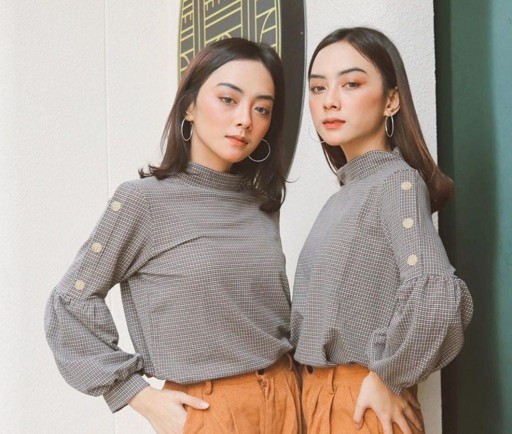 kembar Azalia & Azaria Bianda Avissa