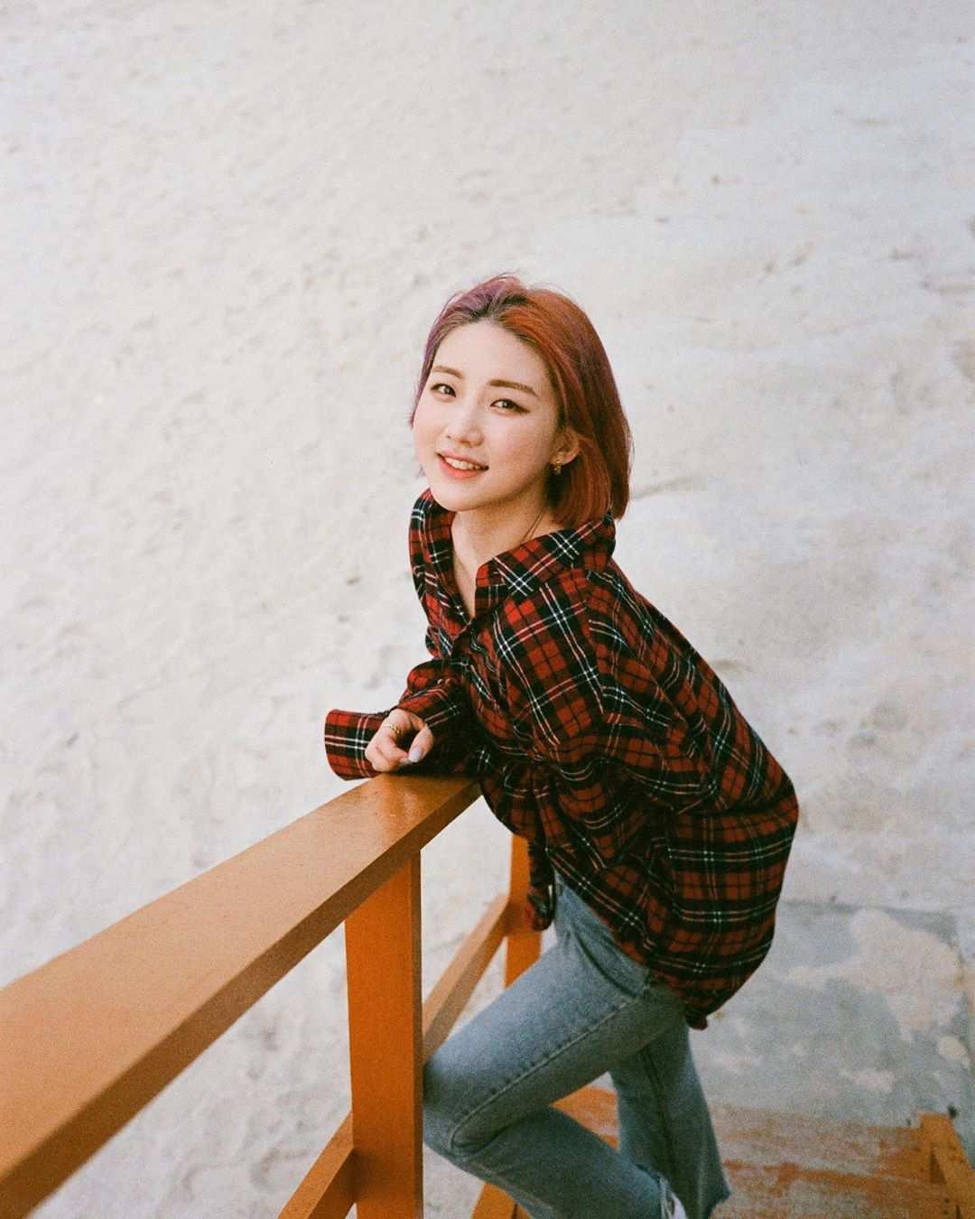 Youtuber Han Yoo Ra