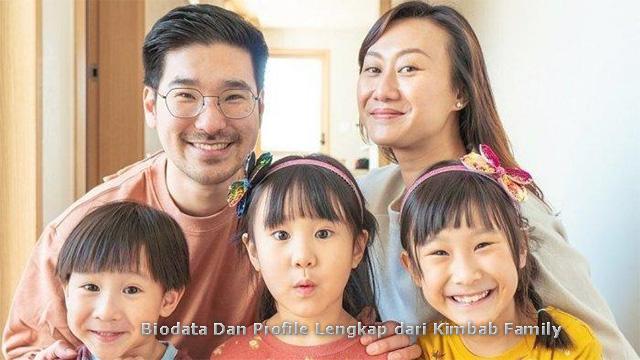 Kimbab Family