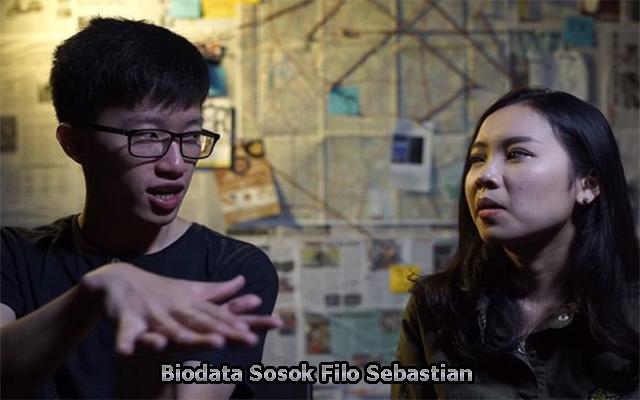 Biodata Sosok Filo Sebastian – Youtuber Indigo Indonesia