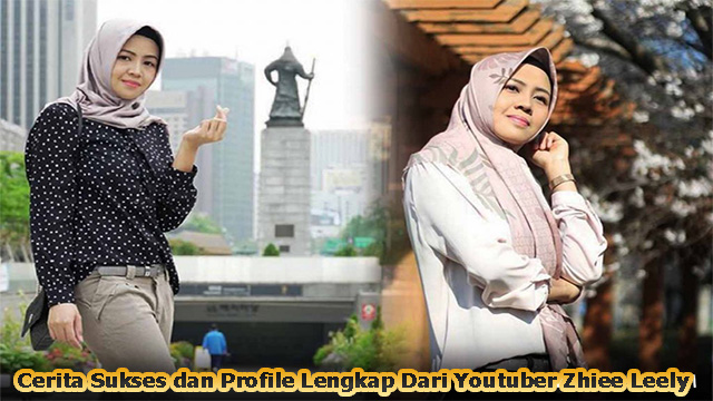 Youtuber Zhiee Leely