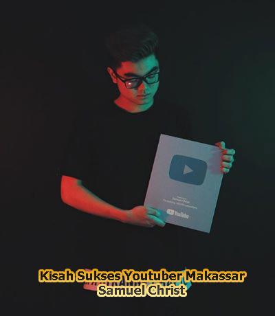 Youtuber Samuel Christ