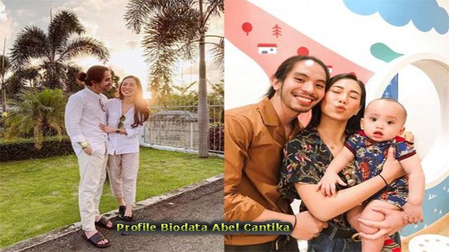 Profile Biodata Abel Cantika
