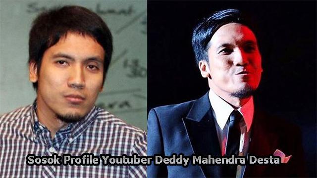 Sosok Profile Youtuber Deddy Mahendra Desta