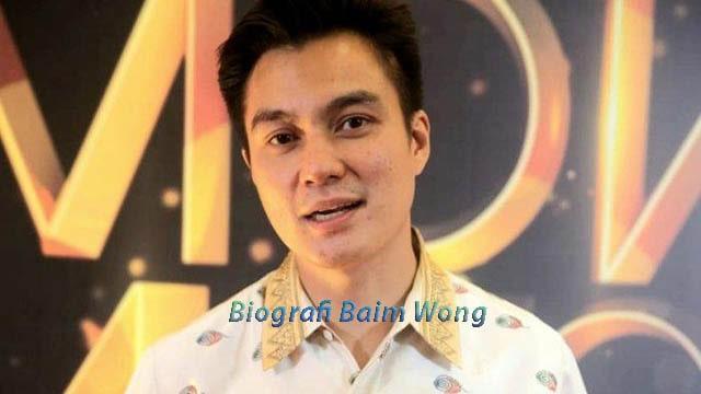Biografi Baim Wong Youtuber Indonesia